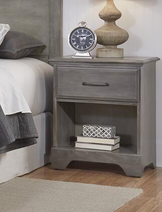 Carolina Furniture Vintage 532100 Nightstand Gray, Main Image