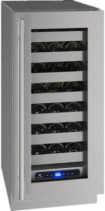 U-Line 5 Class UHWC515SG01A Wine Cooler 26-50 Bottles Stainless Steel, Main Image