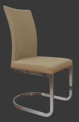 Grako Design  C630TAN Dining Room Chair Beige, Main Image