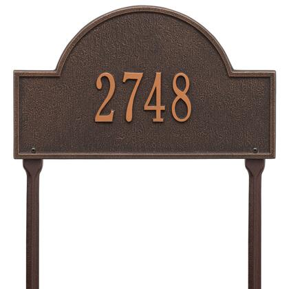 Whitehall Products 1105OB Address Plaques, Main Image