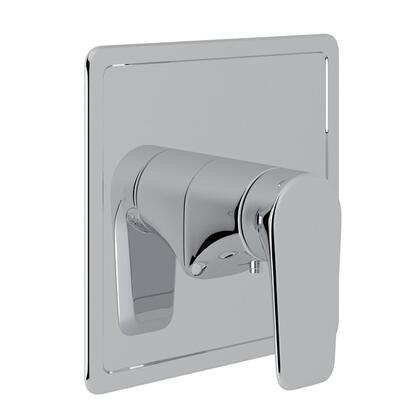 Hoxton U.5478LS-APC/TO Thermostatic Trim with Diverter  in Polished