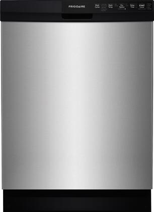 Frigidaire  FFBD2412SS Built-In Dishwasher Stainless Steel, Main Image