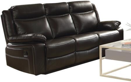 Acme Furniture Corra 52050 Motion Sofa Brown, 1