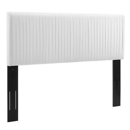 Modway Eloise MOD6328WHI Headboard White, MOD 6328 WHI 1