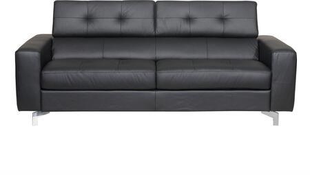 Acme Furniture Tevere 54228 Sofa Bed Black, Sofa