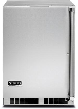 Viking 5 Series VRUO5240DLSS Compact Refrigerator Stainless Steel, Front view