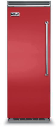 Viking 5 Series VCRB5303LSM Column Refrigerator Red, VCRB5303LSM All Refrigerator