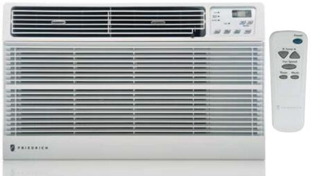 US08D10C 25 Uni-Fit Series Energy Star  Thur the Wall Air Conditioner with 8000 Cooling BTU  260 CFM  6 Way Air Flow  24 Hour Timer and Washable