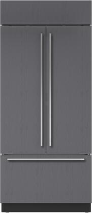 Sub-Zero  BI36UFDIDO French Door Refrigerator Panel Ready, Main Image