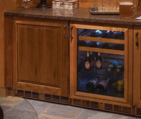Perlick Signature 1443760 Beverage Center Panel Ready, 1