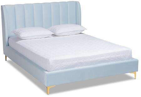 Wholesale Interiors Saverio BBT6765 Bed, 1