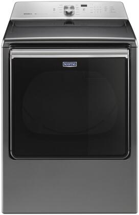 Maytag  MEDB835DC Electric Dryer Slate, Main Image