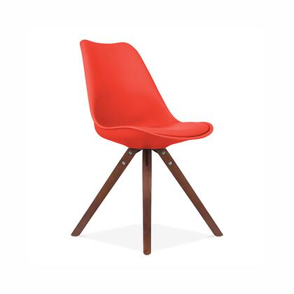 Design Lab MN Viborg LS1000REDWAL Accent Chair Red, f7471b57 1677 4e13 9db1 bbaa86c7ba0f