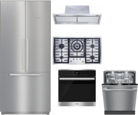 Miele MasterCool 1414431 Kitchen Appliance Package Stainless Steel, Main image