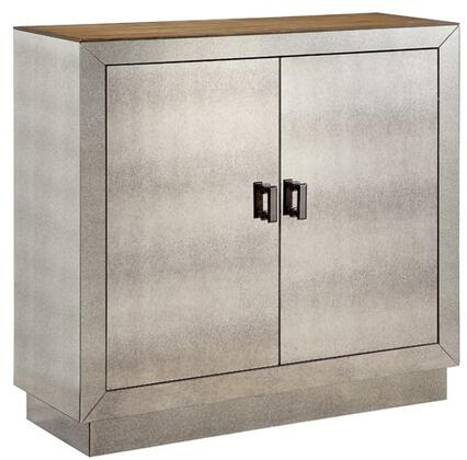 Stein World Phipps 13496 Curio Cabinet Gray, Main Image