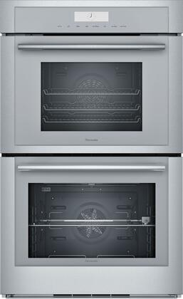 Thermador Masterpiece MEDS302WS Double Wall Oven Stainless Steel, Main Image