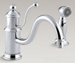 Kohler  K169CP Faucet , Image 1