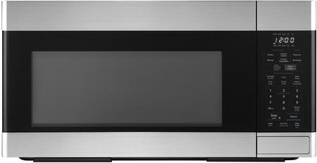 Sharp SMO1854DS Over The Range Microwave Stainless Steel, Main Image