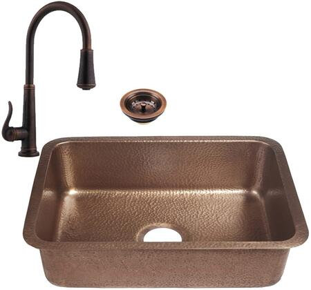 RCS RSNK4 Outdoor Sink Copper, Main Image