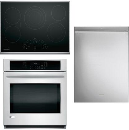 Monogram 889848 Kitchen Appliance Package & Bundle Stainless Steel, 1