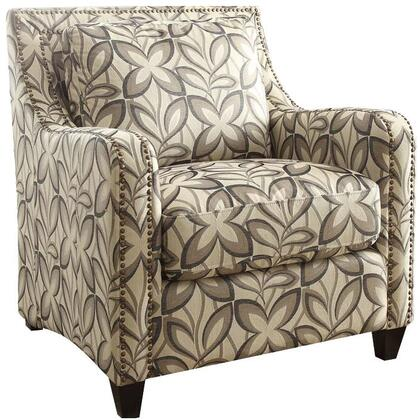 Acme Furniture Ushury 53592 Accent Chair Beige, Chair