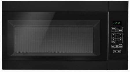 Amana  AMV2307PFB Over The Range Microwave Black, Main Image