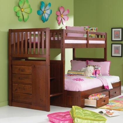Donco  2814TF Bed Brown, Main Image