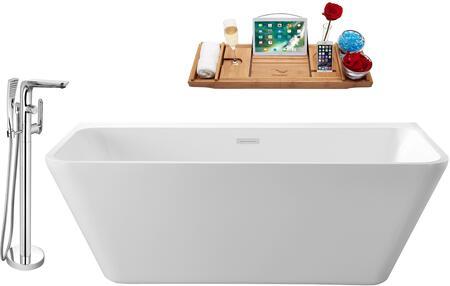 Streamline NH600120 Bath Tub, Main Image