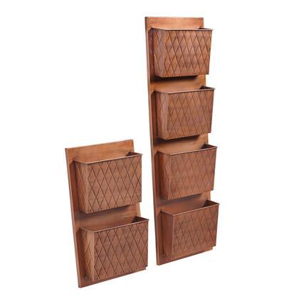 Linon ALW4CROSS01 Mailboxes, DL b7c586e8887c6cc5987f78bc80d7