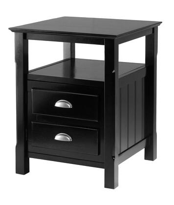 Winsome Timber 20920 End Table, 20920 Timber