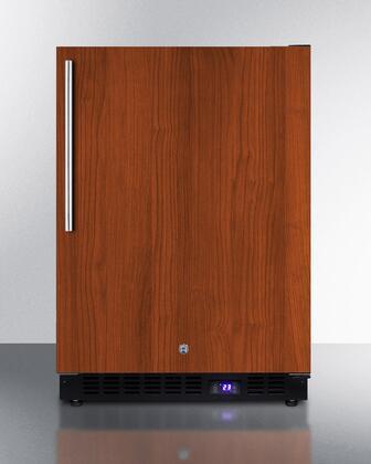 Summit  SCFF53BIF Compact Freezer Panel Ready, Main View