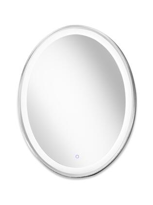 4111289S Pool Illuminated Mirror Oval in