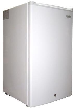 Sunpentown  UF304W Compact Freezer White, Main Image