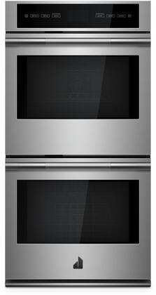Jenn-Air RISE JJW2827IL Double Wall Oven Stainless Steel, Main Image