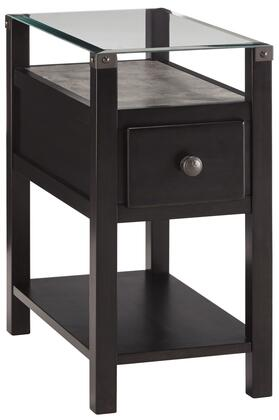 Signature Design by Ashley Diamenton T217771 End Table Brown, Main Image