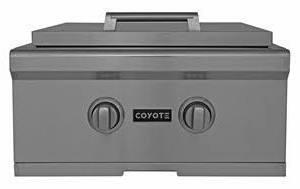 Coyote  CPBLP Power Burner Stainless Steel, shopping