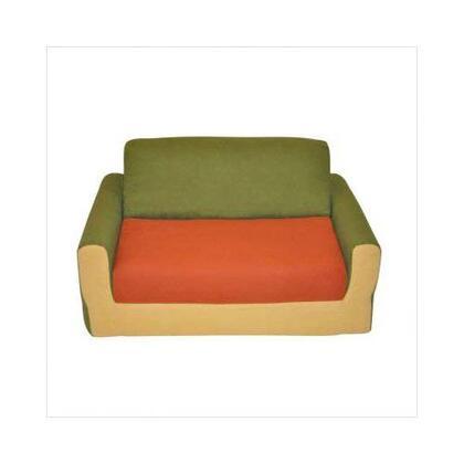 Fun Furnishings  10286 Sofa Bed Multi Colored, 1
