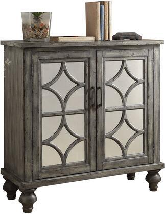 Acme Furniture Velika 90284 Console Gray, Main Image