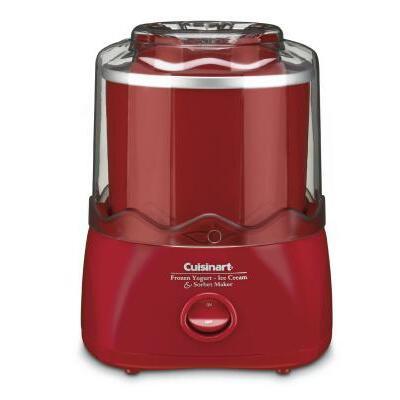 Cuisinart  ICE20R Mixer , 1