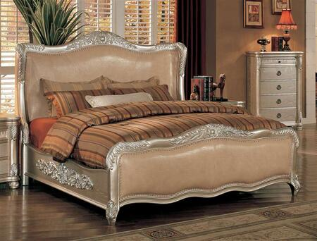 Myco Furniture Bellevue BE7000Q Bed, 1