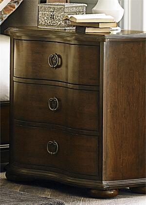 Liberty Furniture Cotswold 545BR61 Nightstand Brown, Main Image