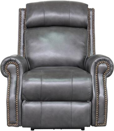 Blair Collection 9PH3354549492 45″Tall Power Recliner with Power Head Rest with USB Charging Port in Wrenn