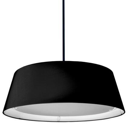 Dainolite TDLED24LPBK Ceiling Light, DL 5f58c3018448ccbaa1189f93e7ee
