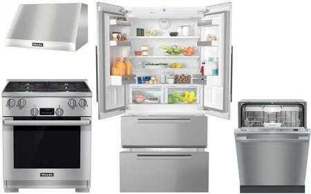 Miele 888018 Kitchen Appliance Package & Bundle Panel Ready, main image