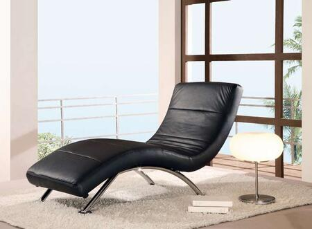 Global Furniture USA 820RelaxChaise Chaise Lounge, 1