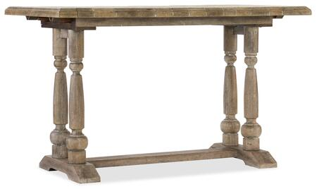 Hooker Furniture Boheme 575075206MWD Dining Room Table, Silo Image