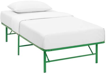 Modway Horizon MOD5427GRN Bed Green, Bed