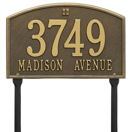 Whitehall Products 1178AB Address Plaques, Main Image