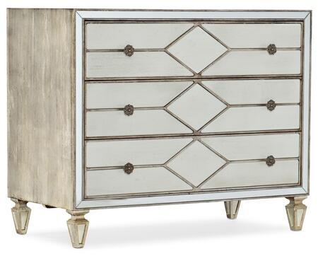 Hooker Furniture Sanctuary 2 58759001795 Chest of Drawer, Silo Image