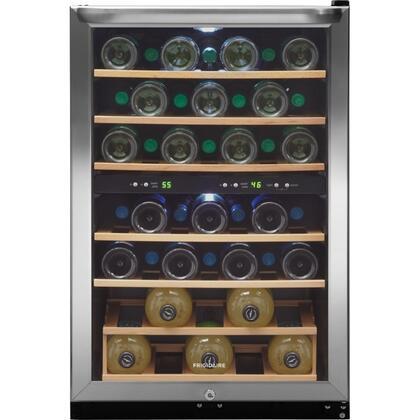 Frigidaire FFWC3822QS Wine Cooler 26-50 Bottles Stainless Steel, 1